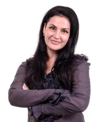 Psiholg Gabriela Marin